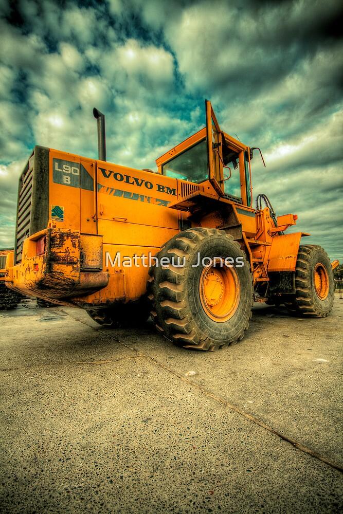 Workhorse by Matthew Jones
