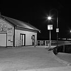 hasting jetty fish shed by ashara