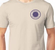 Barton School of Archery Chest Unisex T-Shirt