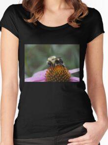 Pretty in Pollen Women's Fitted Scoop T-Shirt