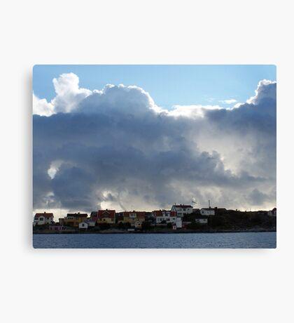 Heading Into the Archipelago - Gothenburg, Sweden Canvas Print