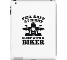 Feel Safe At Night iPad Case/Skin