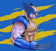 Let's Go, Bub || Wolverine by paterack