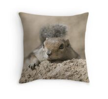 Tough Day Throw Pillow