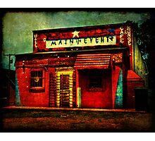 """Main Event"" - Covington, Tennessee Photographic Print"