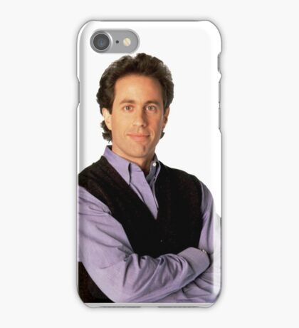 Jerry Seinfeld  iPhone Case/Skin