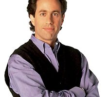 Jerry Seinfeld  by Zakmacattack