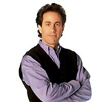 Jerry Seinfeld  Photographic Print