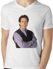Jerry Seinfeld  Mens V-Neck T-Shirt