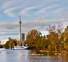 Toronto Islands by Katrina  Fries