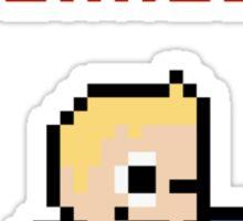 Fallout Pipboy/Vaultboy Sticker