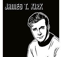 James T. Kirk Photographic Print