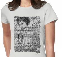 Love Bytes Ladies #3 Womens Fitted T-Shirt