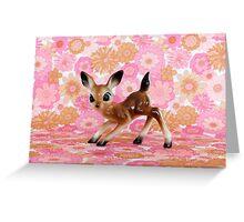 Bambi Love Greeting Card