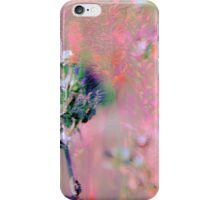 Botanical Abstract in Pastel VIII iPhone Case/Skin