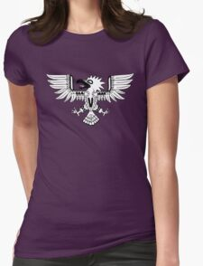 Mayan Eagle Womens Fitted T-Shirt