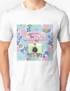 Love and Snapshots  T-Shirt