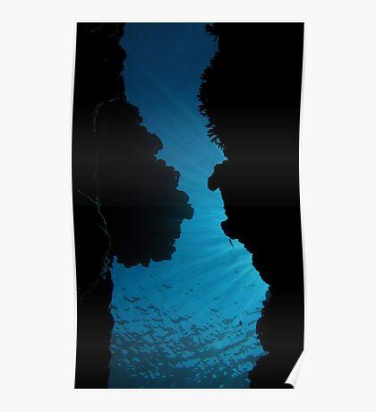 The Swim Through Poster