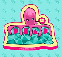 Dead Octopus On The Rocks by dead82