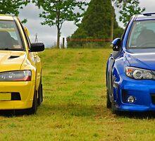 Rally Rivals by katsie78