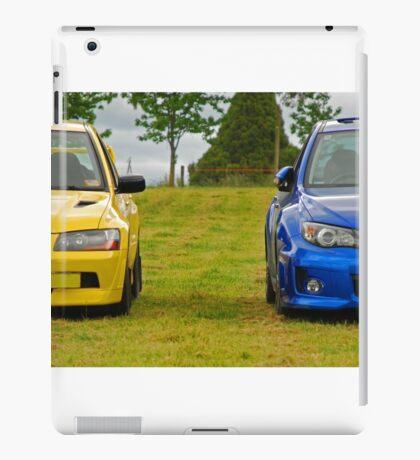 Rally Rivals iPad Case/Skin
