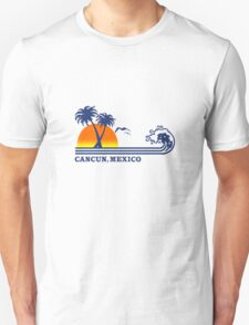 Cancun mexico geek funny nerd T-Shirt