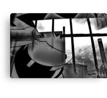Astro Boy to the Rescue Canvas Print