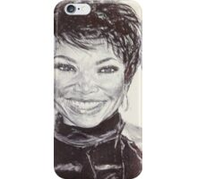 Tisha Campbell-Martin iPhone Case/Skin