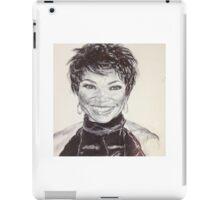 Tisha Campbell-Martin iPad Case/Skin