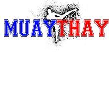 Muay Thai #2 by Nattouf