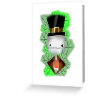 Hatty Hattington Greeting Card