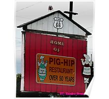 Pig Hip Restaurant and Motel  Poster