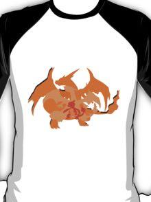 Charizard Evolutions T-Shirt