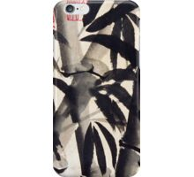 Bamboo  Strokes iPhone Case/Skin