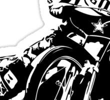 Speedway Motorcycle Racing Sticker