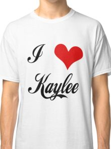 Firefly: I love Kaylee Classic T-Shirt