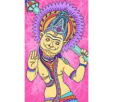 New Yorker Spot Illustration: Ramayana Photographic Print
