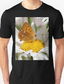 Summer Delight With Butterfly Unisex T-Shirt
