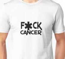 F ck cancer geek funny nerd Unisex T-Shirt