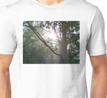 The Sun Through The Trees Unisex T-Shirt