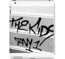 Graffiti iPad Case/Skin