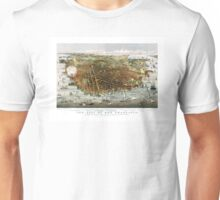 San Francisco - California - United States - 1878 Unisex T-Shirt