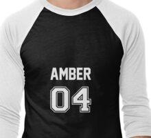 Rachel Amber Jersey Men's Baseball ¾ T-Shirt