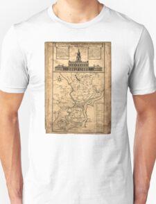 Philadelphia-Pennsylvania-United States-1752 Unisex T-Shirt