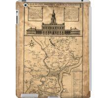 Philadelphia-Pennsylvania-United States-1752 iPad Case/Skin