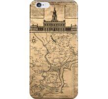 Philadelphia-Pennsylvania-United States-1752 iPhone Case/Skin