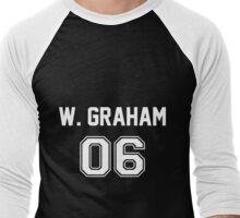 Warren Graham Jersey Men's Baseball ¾ T-Shirt