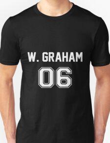Warren Graham Jersey Unisex T-Shirt