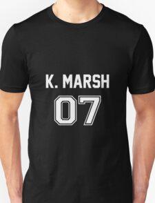 Kate Marsh Jersey Unisex T-Shirt