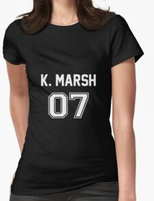 Kate Marsh Jersey Womens Fitted T-Shirt